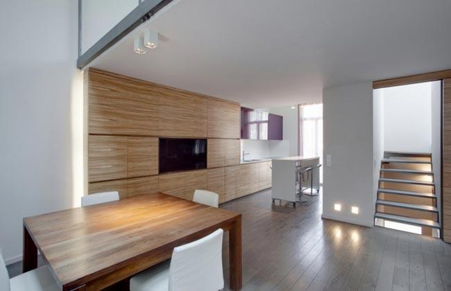 appartement design monaco. Black Bedroom Furniture Sets. Home Design Ideas
