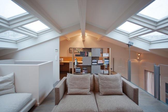 Appartement design a monaco salle de detente for Salle de detente