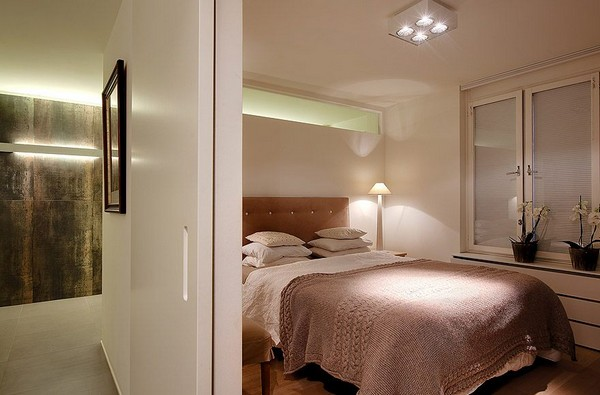 Appartement design scandinave - Chambre design scandinave ...