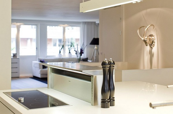Appartement design scandinave cuisine - Decoration appartement scandinave ...