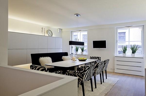 Appartement design scandinave salle a manger - Appartement design scandinave emmahos ...