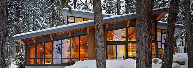 Comment decorer un chalet design