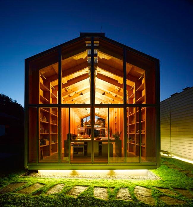 maison design en bois. Black Bedroom Furniture Sets. Home Design Ideas