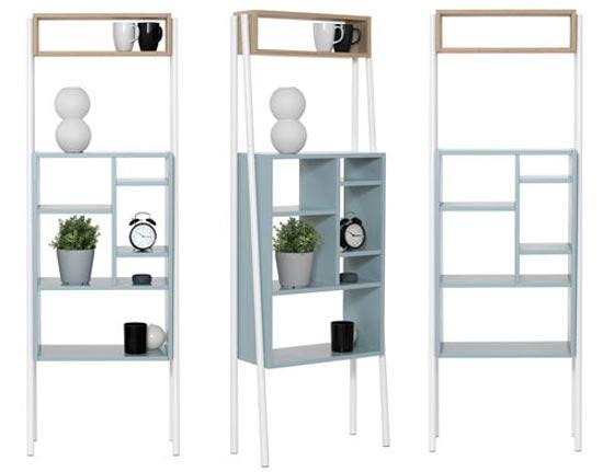 meubles de rangement modulables. Black Bedroom Furniture Sets. Home Design Ideas