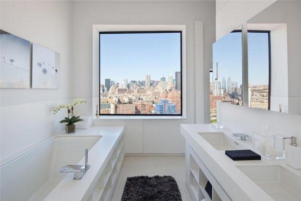 decoration Penthouse de luxe salle de bain
