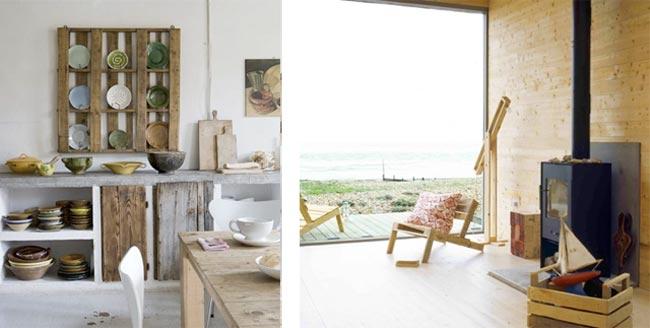 meubles en palette. Black Bedroom Furniture Sets. Home Design Ideas