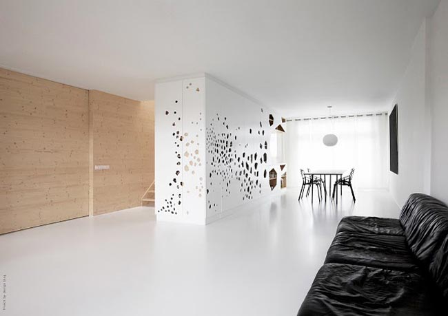 Appartement Minimaliste A Amsterdam 4