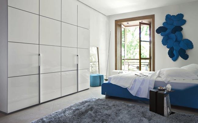 Chambre collection Ligne Roset 2012