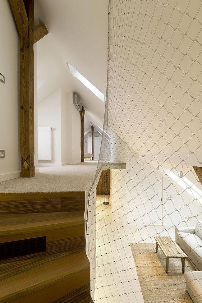 amenagement d 39 un loft design. Black Bedroom Furniture Sets. Home Design Ideas