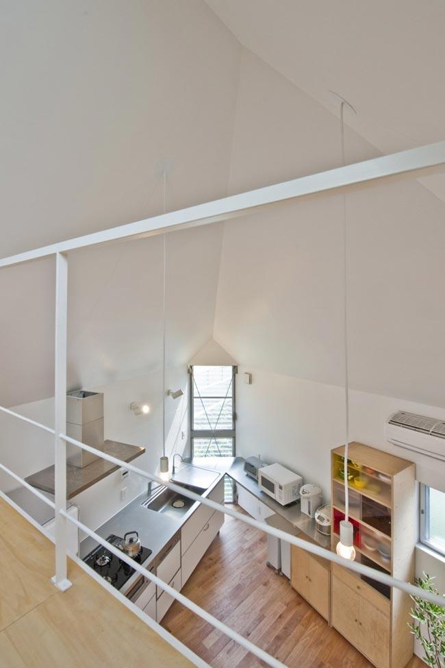 Maison design atypique de 55m2 mezzanine