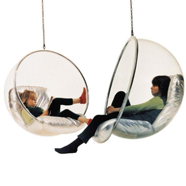 Bubble Chair suspendue