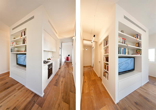 Comment decorer un appartement de 40m2 - Comment amenager un studio ...
