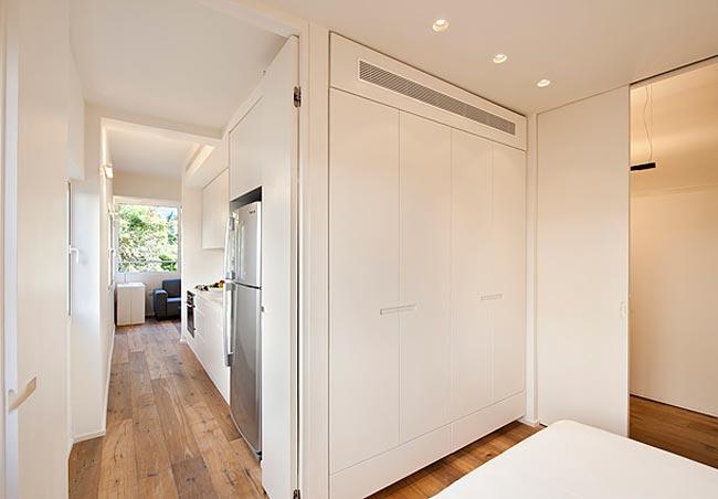 Hoof Slaapkamer Idees : Idees deco pour un appartement de 40m2