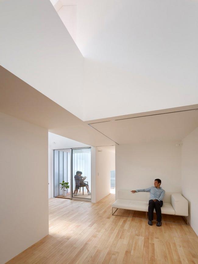 maison design japonaise. Black Bedroom Furniture Sets. Home Design Ideas