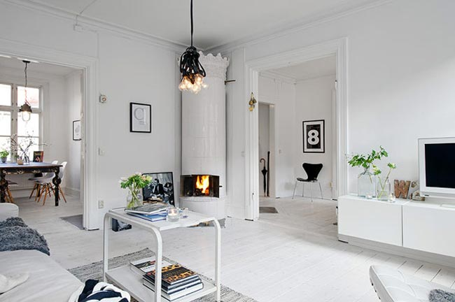 Appartement scandinave - Appartement moderne design scandinave alvhem ...
