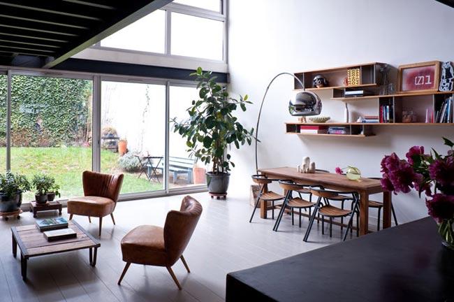 Deco vintage, meuble de style industriel pour votre intérieur  Produit
