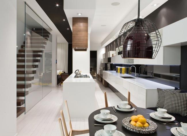 Maison Design Latest Belle Rsidence Familiale Jumele Une Maison