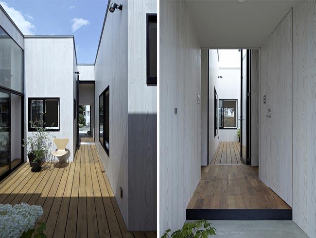 Maison Design Avec Patio