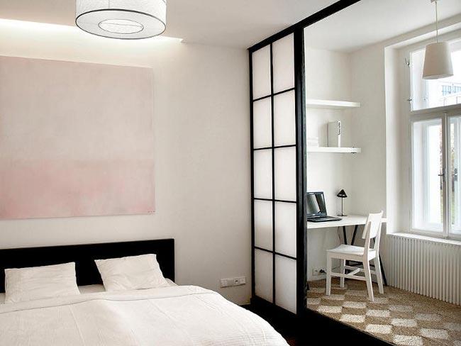 Petit appartement design et color for Petit appartement design