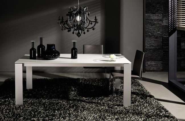salle a manger design chez hulsta. Black Bedroom Furniture Sets. Home Design Ideas