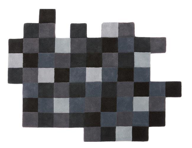id es cadeaux de no l tapis design. Black Bedroom Furniture Sets. Home Design Ideas