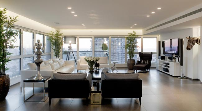 Appartement deco contemporain 7