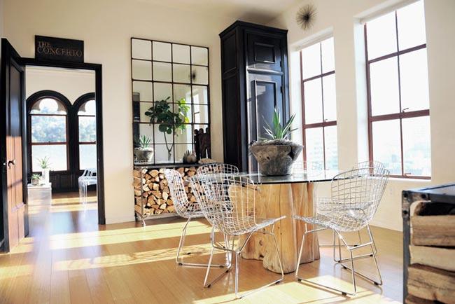 int rieur cosy et chaleureux. Black Bedroom Furniture Sets. Home Design Ideas