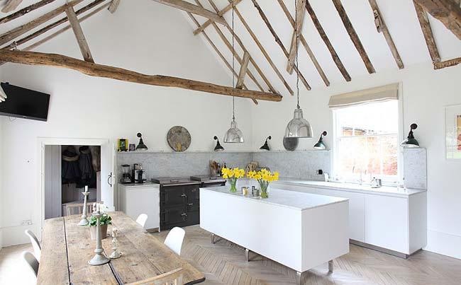 Une belle cuisine d co for Decoration de cuisine 2012
