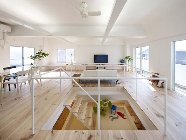 Maison design à Tokyo