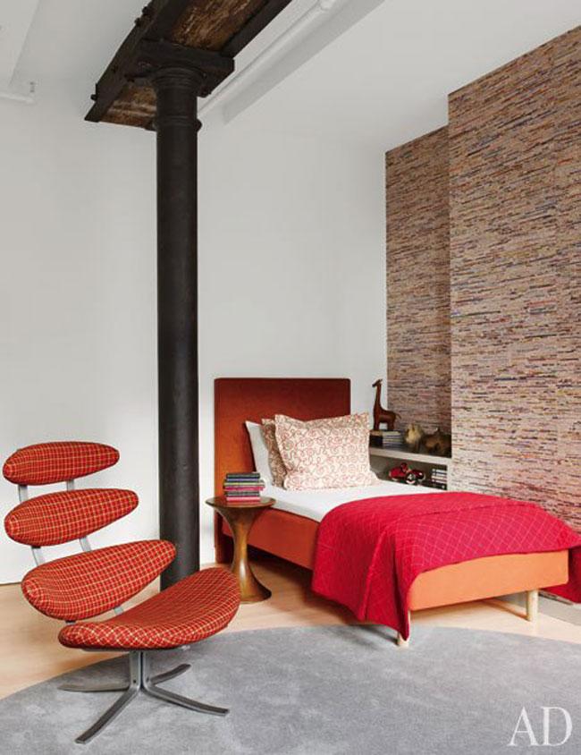 loft new yorkais 7. Black Bedroom Furniture Sets. Home Design Ideas