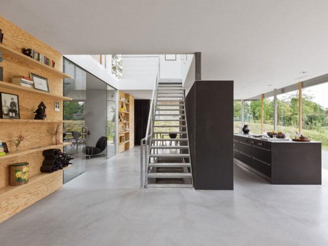 Maison design et minimaliste Petite maison minimaliste