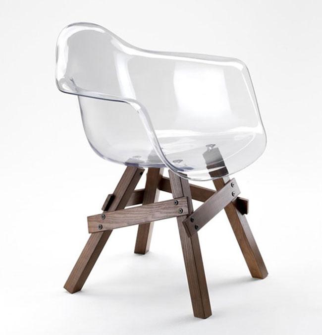 icon poltrocina fauteuil design d 39 inspiration eames