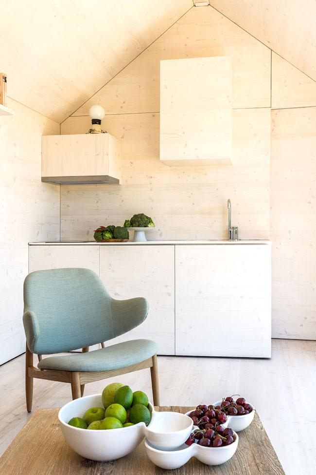 Une petite maison design et transportable - Petite maison design ...