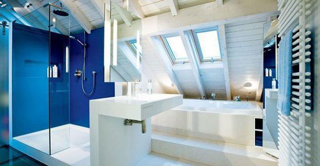 Laine de verre 100mm nanterre noisy le grand grenoble devis quantitatif et estimatif d 39 une Salle de bain sous combles