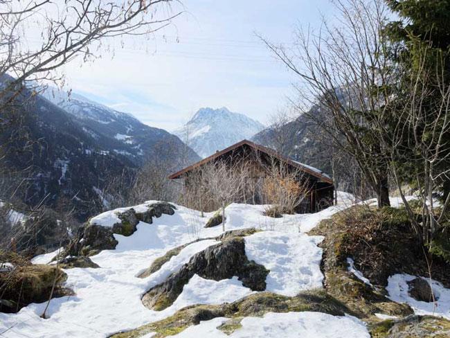 Chalet design a la montagne 17