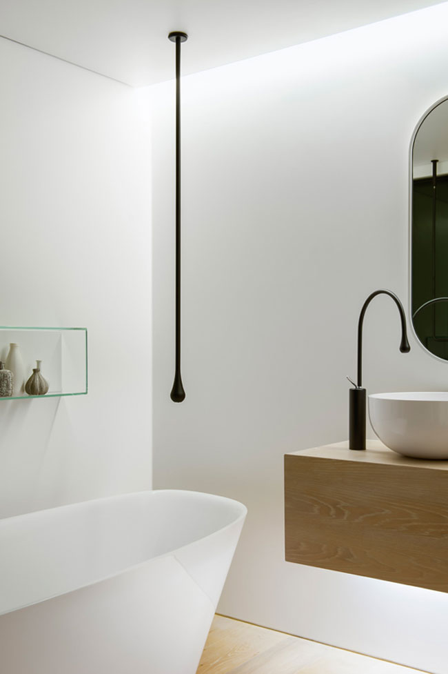 Belle salle de bain contemporaine 4