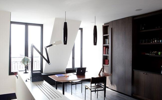 Duplex contemporain par Sarah Lavoine 10