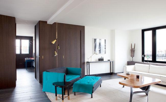 Duplex contemporain par Sarah Lavoine 2