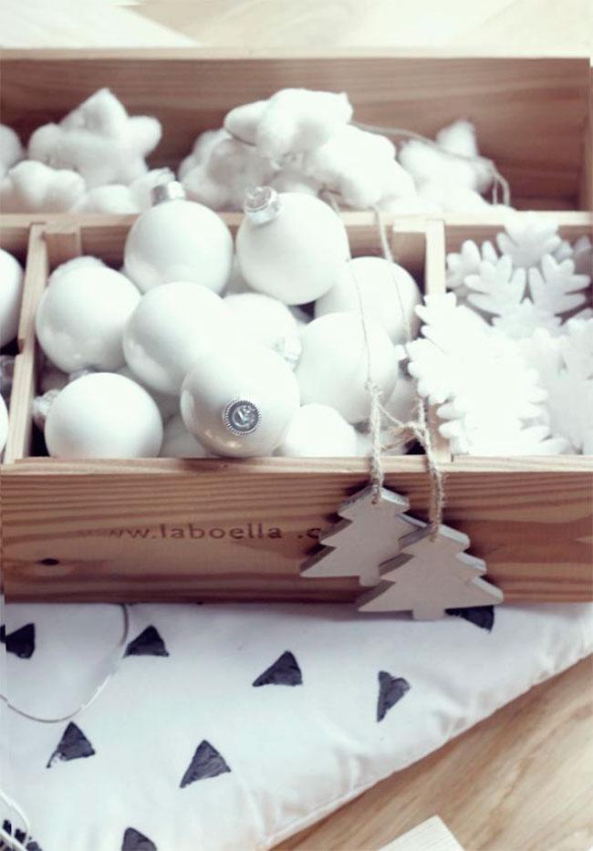 DIY Sapin de Noel en bois 8