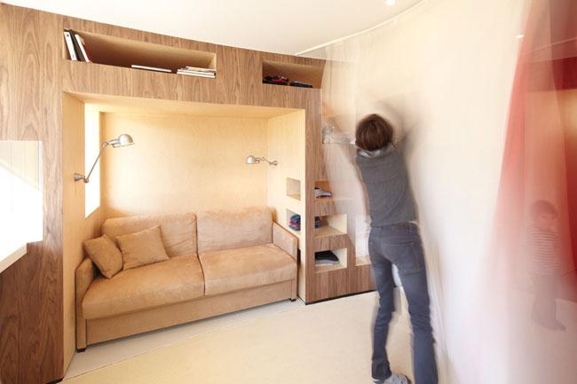 Appartement aux Menuires 4