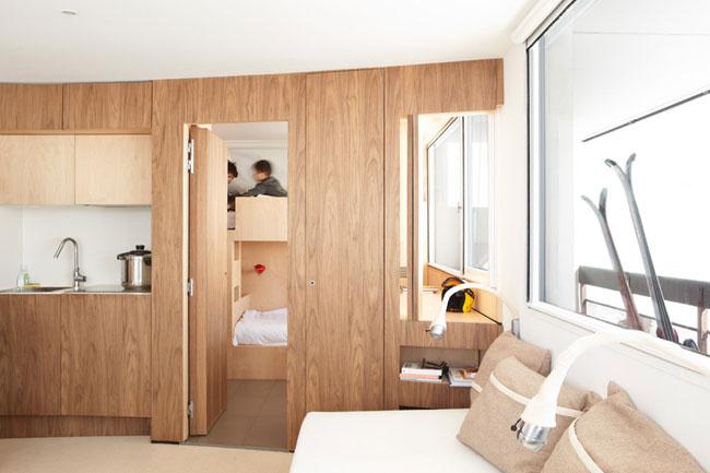 Appartement aux Menuires 5