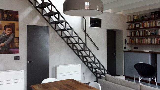 Appartement loft 3 - Huis loft ...