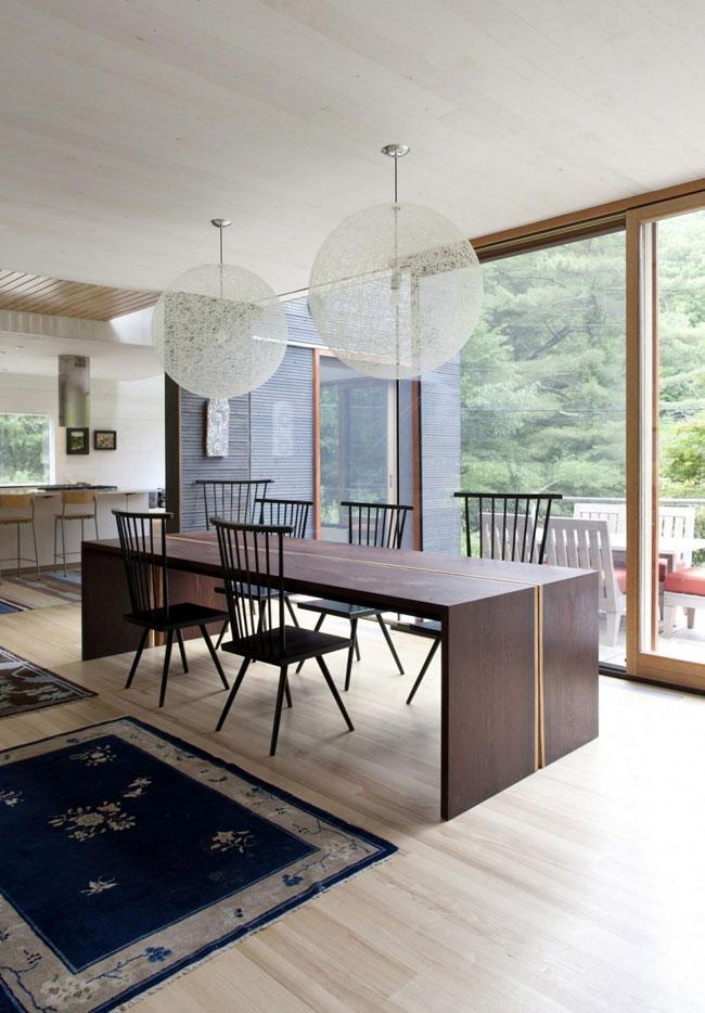Chalet design dans le Connecticut 4