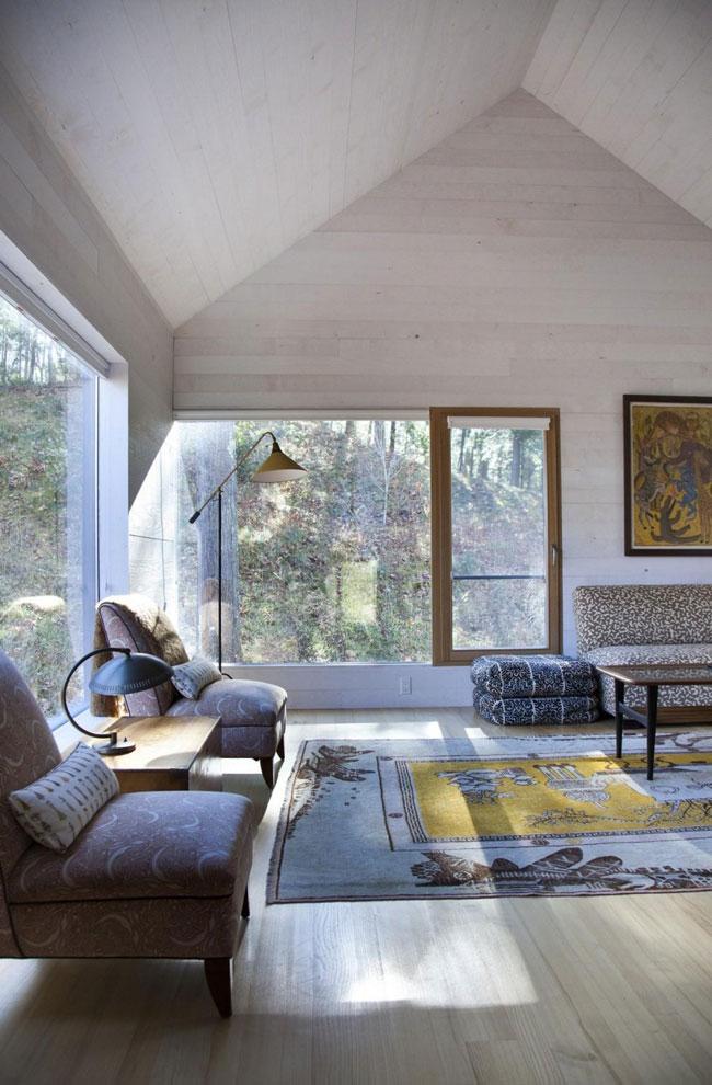 Chalet design dans le Connecticut 7