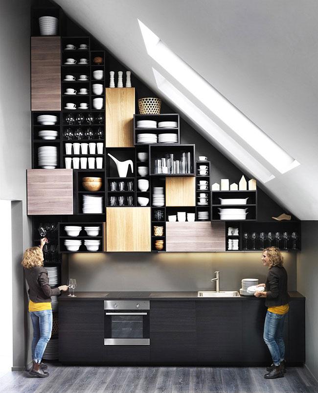 Cuisine IKEA Metod