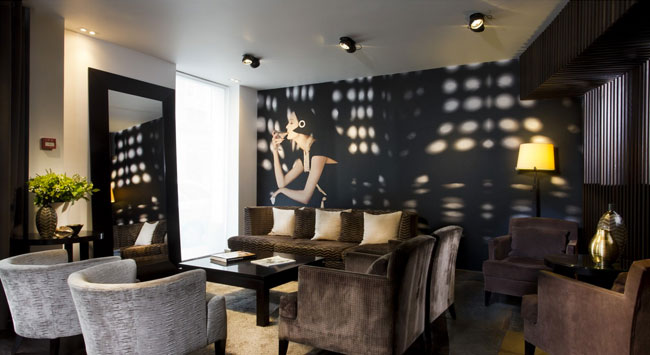 H tel villa saint germain for Design boutique hotels colroy la roche