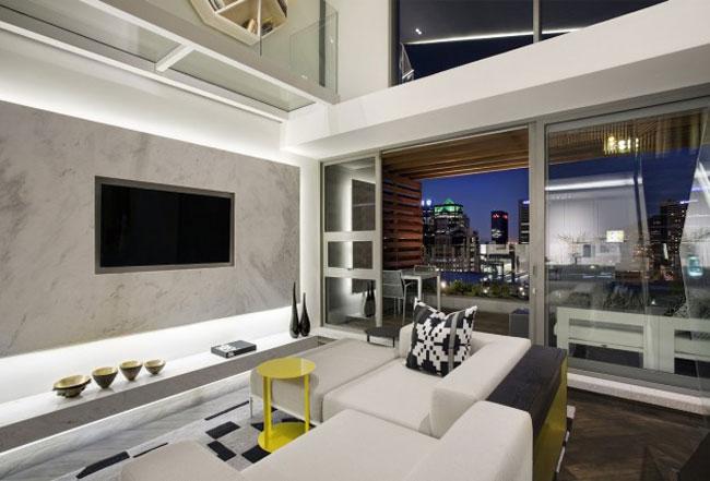 Appartement design Afrique du Sud 2
