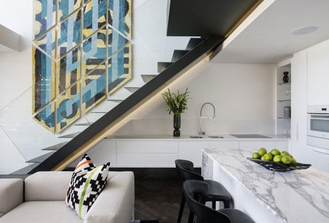 Appartement design Afrique du Sud 4
