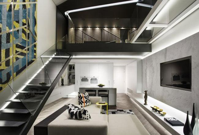 Appartement design Afrique du Sud