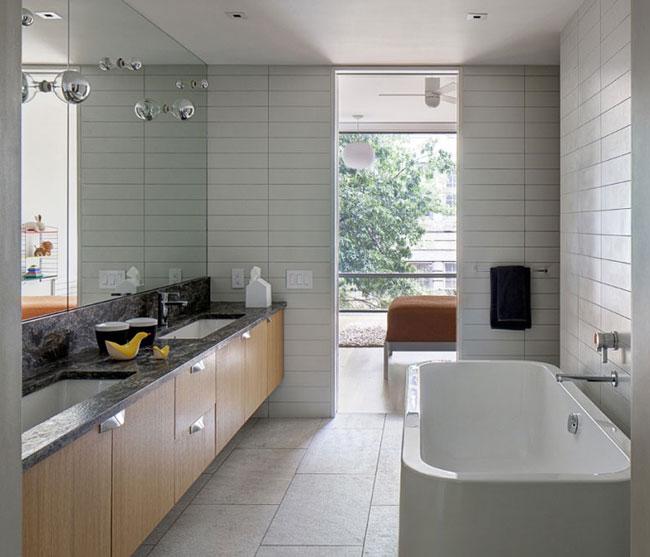 une maison de ville new yorkaise. Black Bedroom Furniture Sets. Home Design Ideas